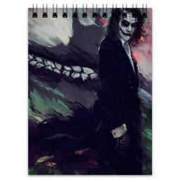 """Блокнот """"Джокер"""" - joker, комиксы, batman, джокер, dc"""