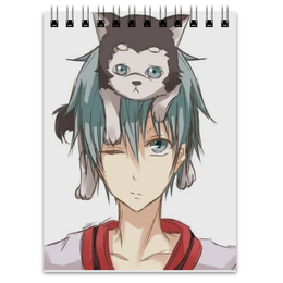 "Блокнот ""баскетбол Куроко"" - аниме, anime, kuroko no basuke, куроко"