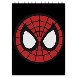 """Блокнот """"Spider-man / Человек-паук"""" - мультфильм, комиксы, фильм, spider-man, человек-паук"""