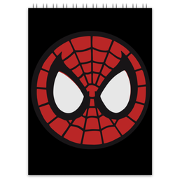 "Блокнот ""Spider-man / Человек-паук"" - человек-паук, spider-man, мультфильм, комиксы, фильм"