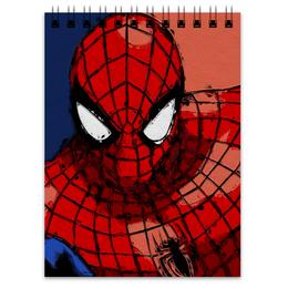 "Блокнот ""Spider-Man"" - comics, комиксы, marvel, человек паук, spider-man, spiderman, марвел"