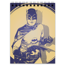 "Блокнот ""Бэтмен"" - комиксы, batman, dc comics, dc"