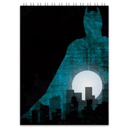 "Блокнот ""Бэтмен"" - комиксы, batman, бэтмен, dc comics, готэм"