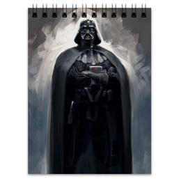 "Блокнот ""Darth Vader "" - star wars, darth vader, звездные войны, дарт вейдер, стар варс"