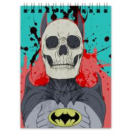 "Блокнот ""Бэтмен"" - комиксы, batman, бэтмен, dc, dc comics"
