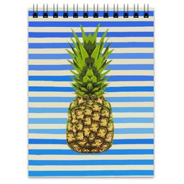 "Блокнот ""Ананас"" - ананас, pineapple"