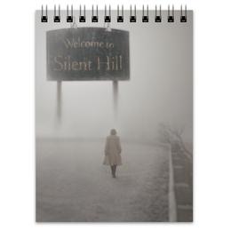 """Блокнот """"Сайлент Хилл"""" - страх, игра, кино, ужасы, silent hill"""