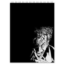 "Блокнот ""Джокер"" - joker, комиксы, бэтмен, dc, dc comics"
