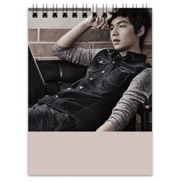 """Блокнот """"Ли Мин Хо"""" - знаменитости, актёры, южная корея, ли мин хо, корейские парни"""