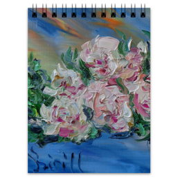 """Блокнот """"Пионы"""" - лето, сад, пионы, май, люблю цветочки"""