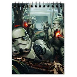 """Блокнот """"Штурмовики"""" - star wars, звездные войны, стар варс, stormtroopers"""