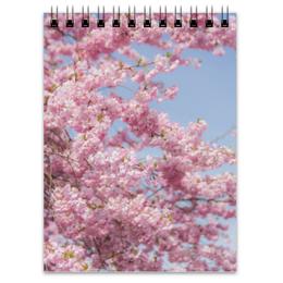 """Блокнот """"блокнот """" - цветы, природа, розовый, блокноты, нежность"""