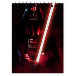 "Блокнот ""Дарт Вейдер (Darth Vader) "" - darth vader, звездные войны, стар варс"