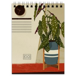 """Блокнот """"Plant"""" - растение"""