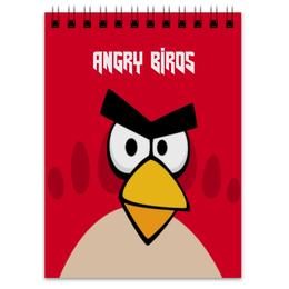 "Блокнот ""Angry Birds (Terence)"" - компьютерная игра, детям, игры, terence, angry birds"
