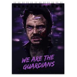 """Блокнот """"Star lord"""" - марвел, комиксы, звездный лорд, стражи галактики, guardians of the galaxy"""