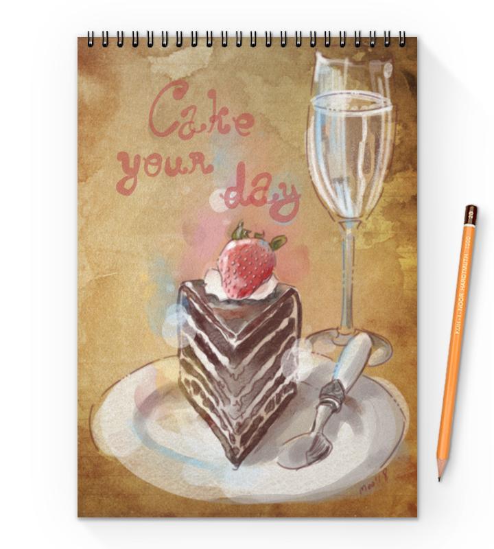 Printio Cake your day цена 2017