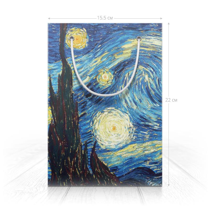 купить Printio Ван гог. звездная ночь по цене 2200 рублей