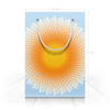 """Пакет 15.5х22х5cм """"Пусть всегда будет солнце!"""" - цветы, позитив, солнце, орнамент, подарок"""