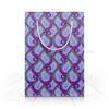 """Пакет 15.5х22х5cм """"Разноцветный узор пейсли (подарочный)"""" - узор, орнамент, подарок, этнический, пейсли"""