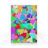 """Пакет 15.5х22х5cм """"Орнамент с сердечками подарочный"""" - праздник, сердце, любовь, орнамент, подарок"""