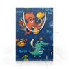 """Пакет 15.5х22х5cм """"Пират"""" - море, животное, пират, акула, осьминлг"""