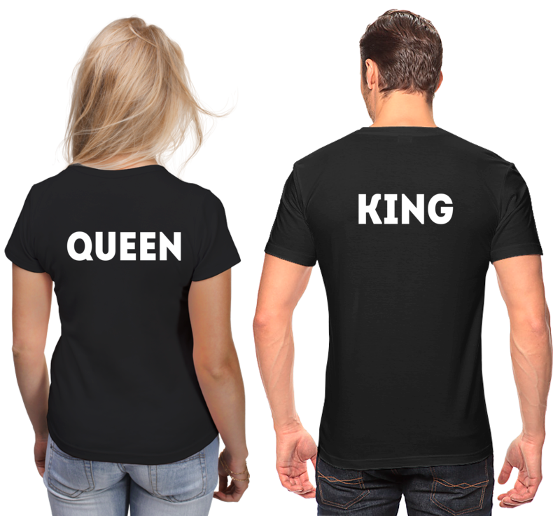 Printio King and queen