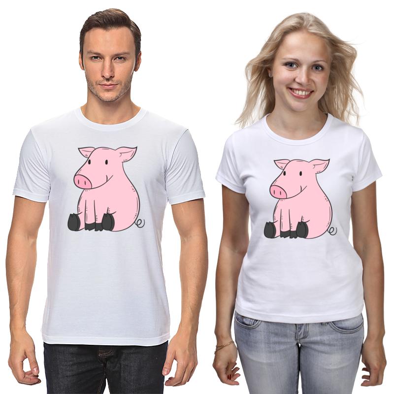 Printio Свинья цена и фото