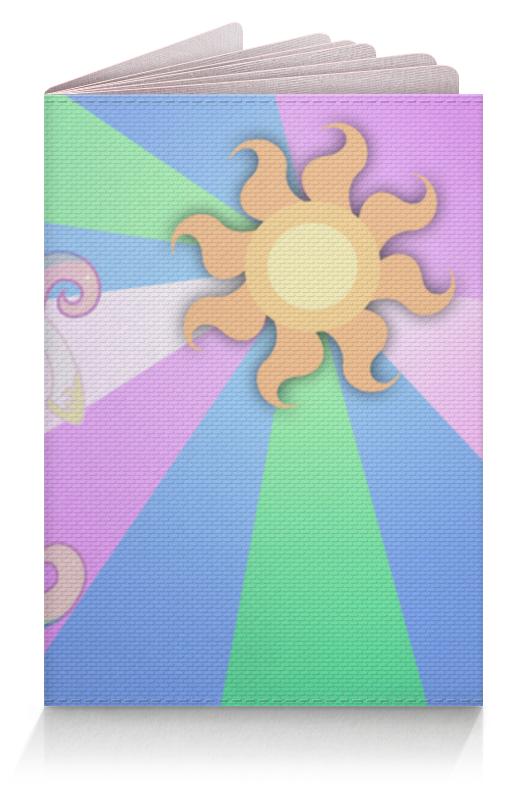 Обложка для паспорта Printio Princess celestia color line franke princess 750 chrome