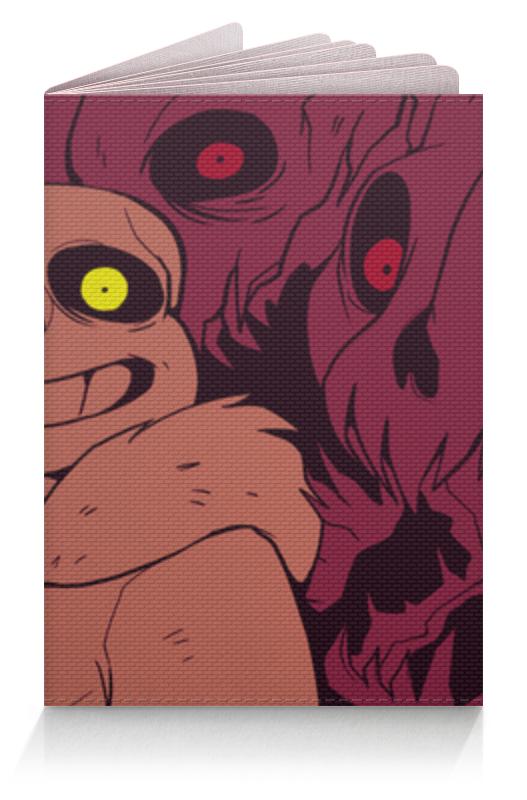 Обложка для паспорта Printio Подземная сказка вадим бурлак москва подземная