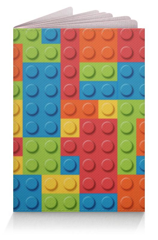 Обложка для паспорта Printio Лего детское лего gudi