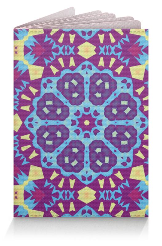 Обложка для паспорта Printio Echofusion обложка для паспорта printio улицы