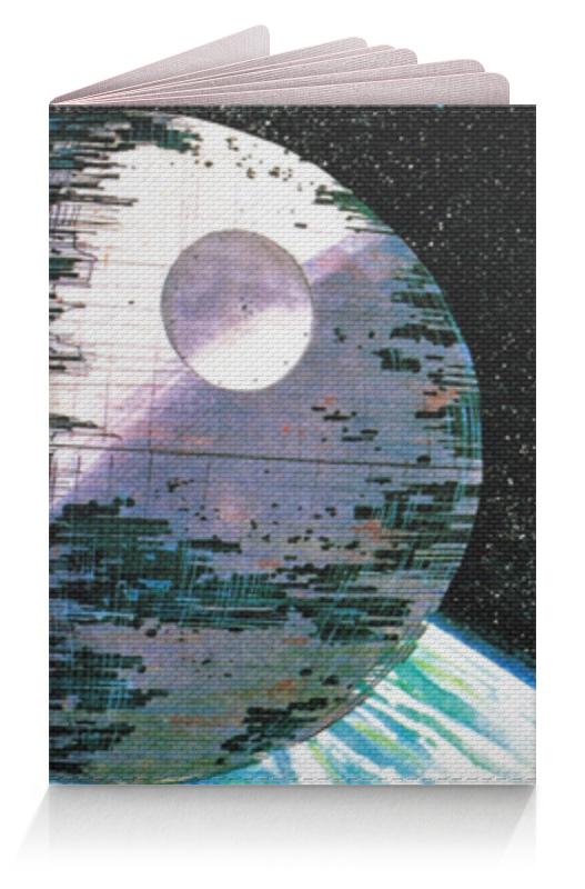 Обложка для паспорта Printio Звезда смерти