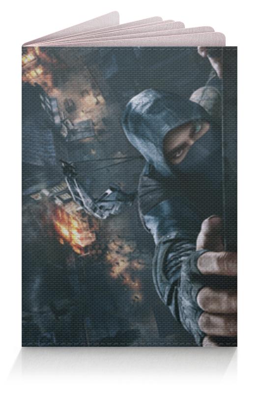 Обложка для паспорта Printio Thief (вор) heart thief