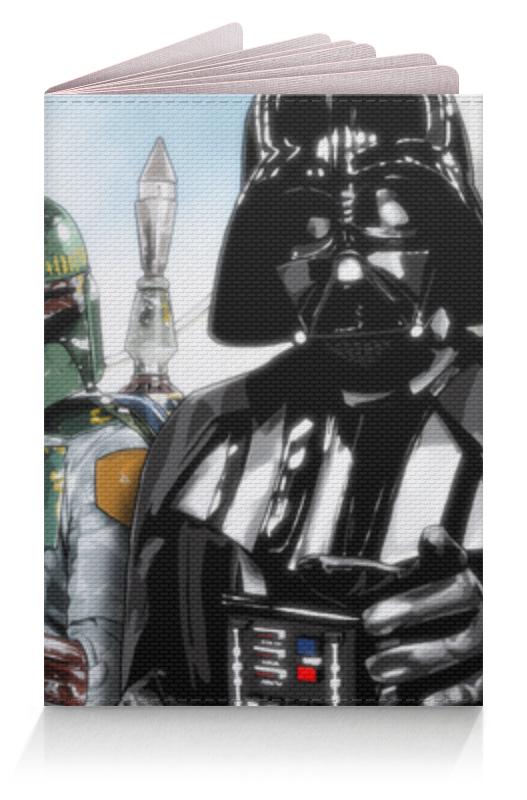 Обложка для паспорта Printio Звёздные войны (star wars) чехол для ноутбука 14 printio звёздные войны изгой