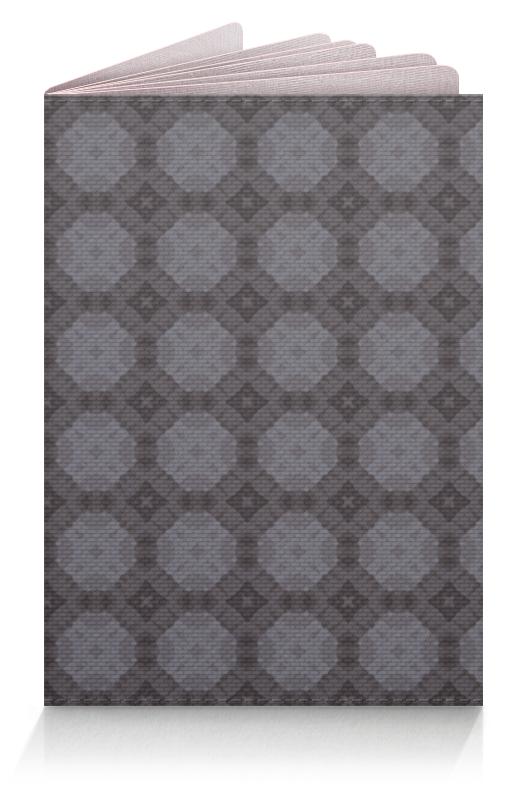 Обложка для паспорта Printio Static обложка для паспорта printio бутылки