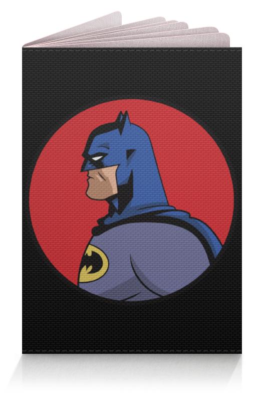 Обложка для паспорта Printio Batman / бэтмен обложка для паспорта printio batman arkham knight