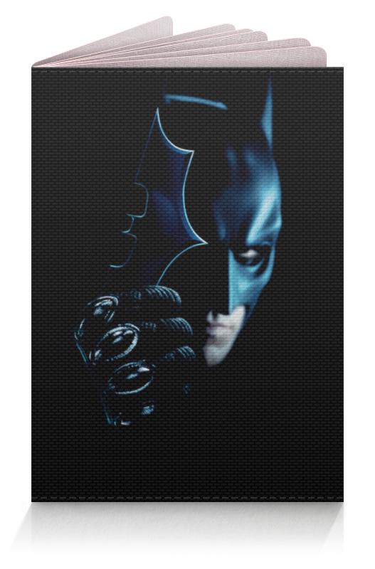 Обложка для паспорта Printio Batman обложка для паспорта printio batman arkham knight