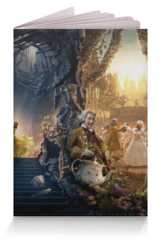 Обложка для паспорта Printio Красавица и чудовище сумка printio красавица и чудовище