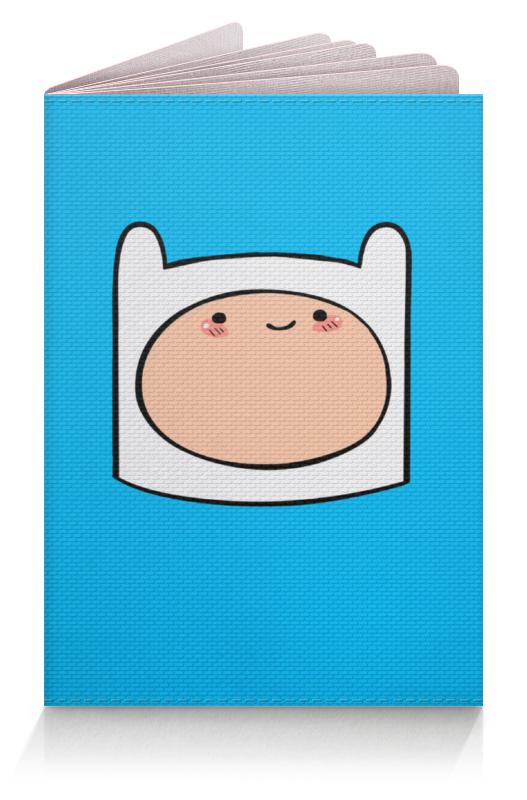 Обложка для паспорта Printio Adventure time обложка для паспорта printio adventure time