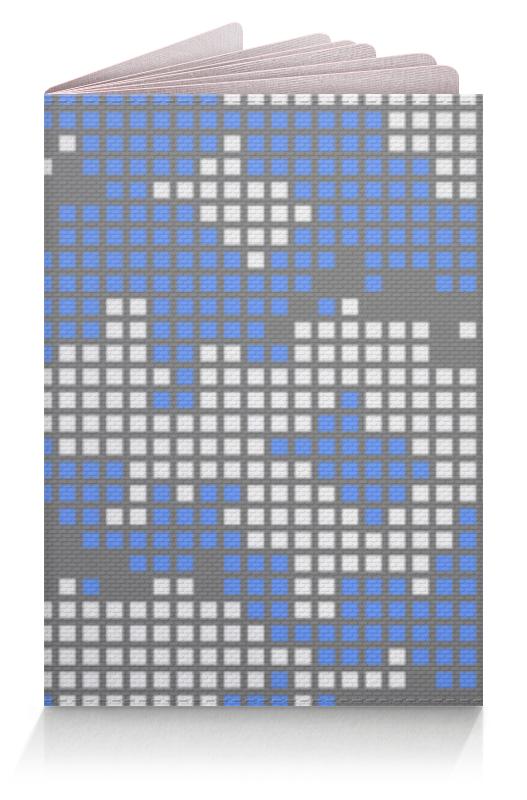 Обложка для паспорта Printio Камуфляж обложки maestro de tiempo обложка для паспорта heart