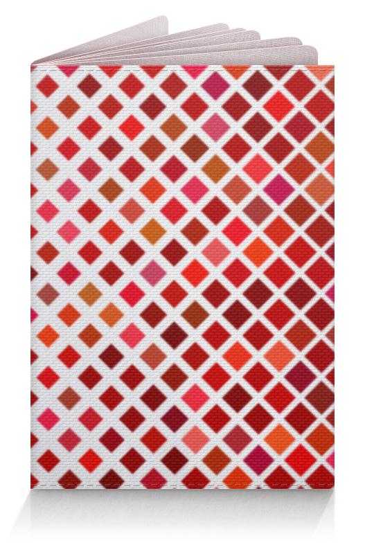 Обложка для паспорта Printio Мозаика обложка для паспорта printio абстрактный фон