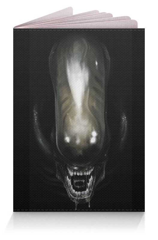 Обложка для паспорта Printio Alien / чужой