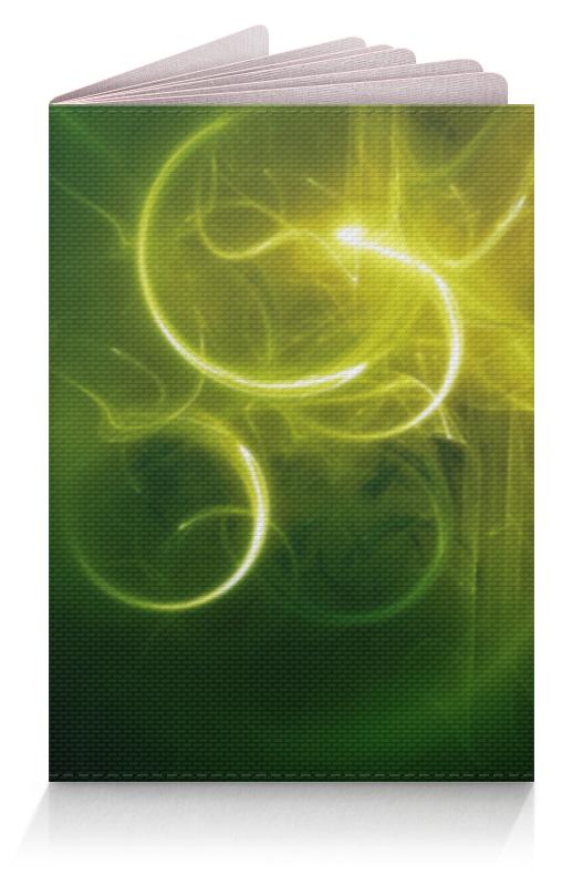 Обложка для паспорта Printio Абстракция обложка для паспорта printio композиция