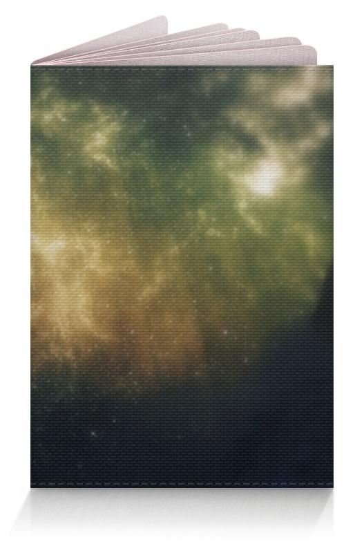 Обложка для паспорта Printio Звёздное небо скайрима картленд барбара звездное небо гонконга