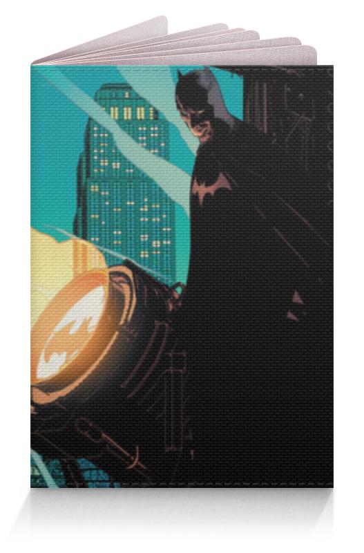 Обложка для паспорта Printio Бэтмен (batman)