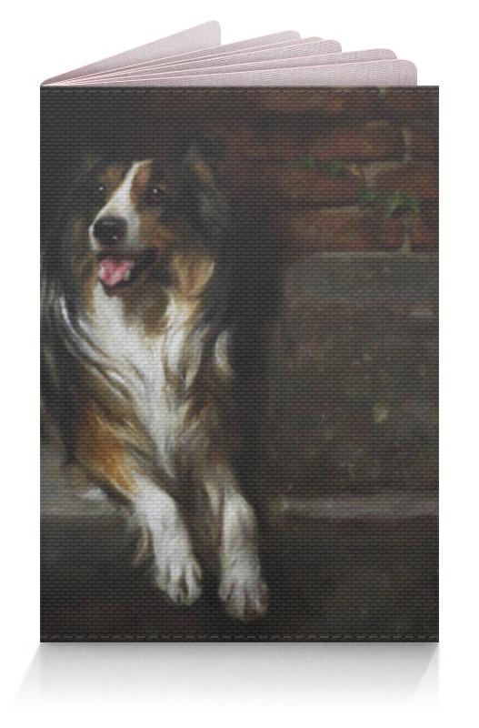 Обложка для паспорта Printio 2018 год собаки