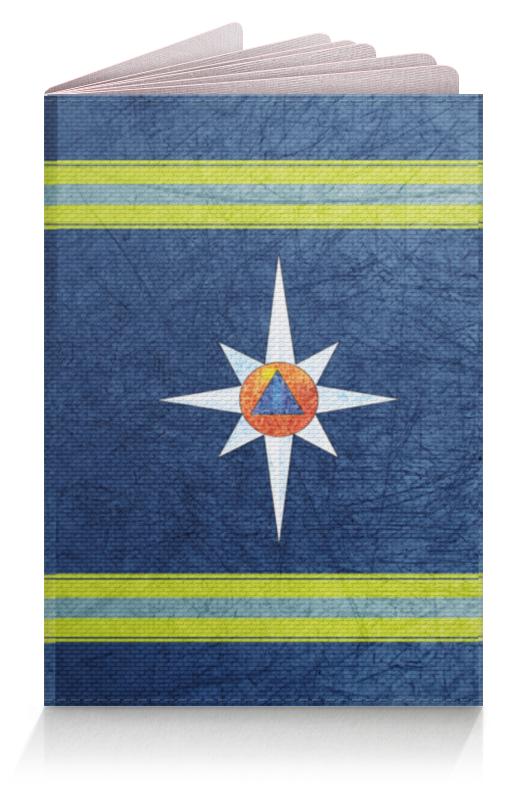 Обложка для паспорта Printio Мчс россии autotime модель автомобиля uaz 39625 мчс россии