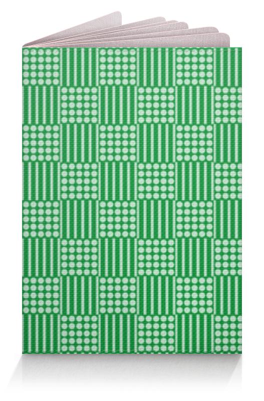 Обложка для паспорта Printio Горох и линия желтый полосатик сушеный каждый день 40г