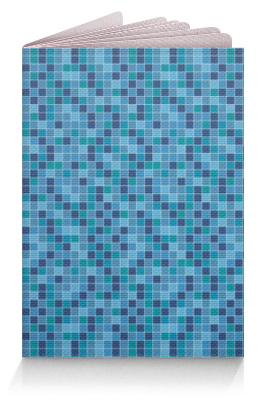 Обложка для паспорта Printio Мозайка чехол для ноутбука 14 printio мозайка
